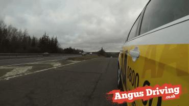 Joining Edinburgh City Bypass