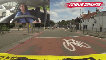 Edinburgh Driving Test –  Route 2 (Currie)