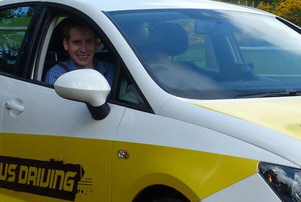 Edinburgh Driving Test Route 1 (Currie)