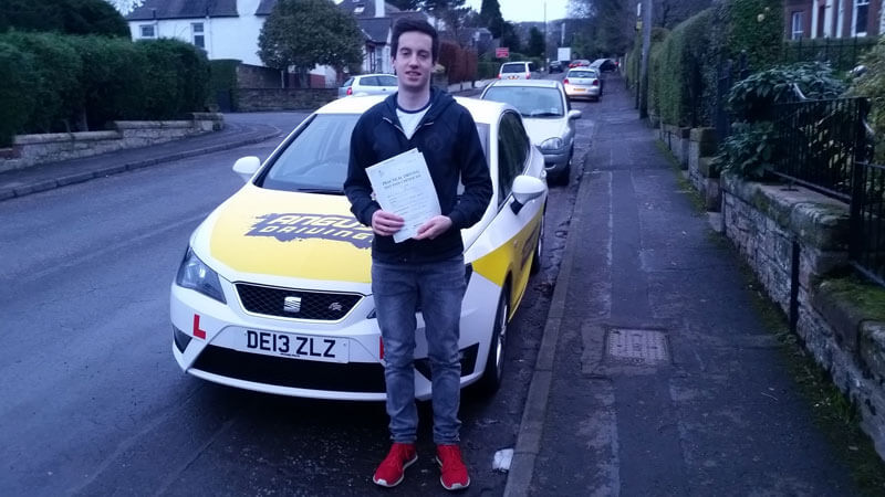 olinton Edinburgh Driving Lessons