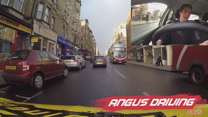 Anticipation and Planning Video Edinburgh Driving Lessons
