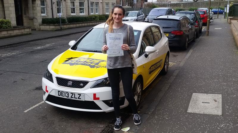 Edinburgh driving school