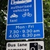 edinburgh bus lane times