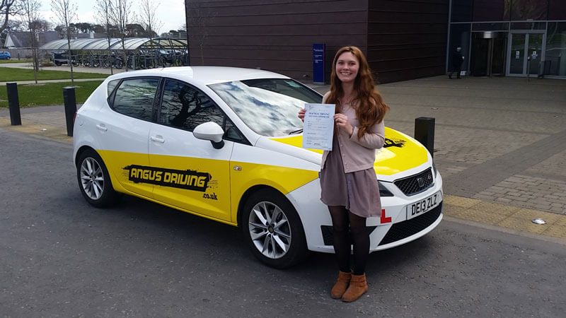 refresher driving lessons edinburgh