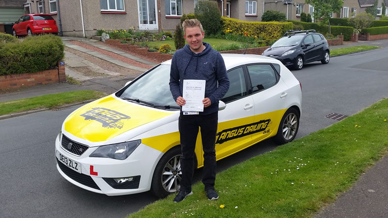 Edinburgh driving instructor colinton