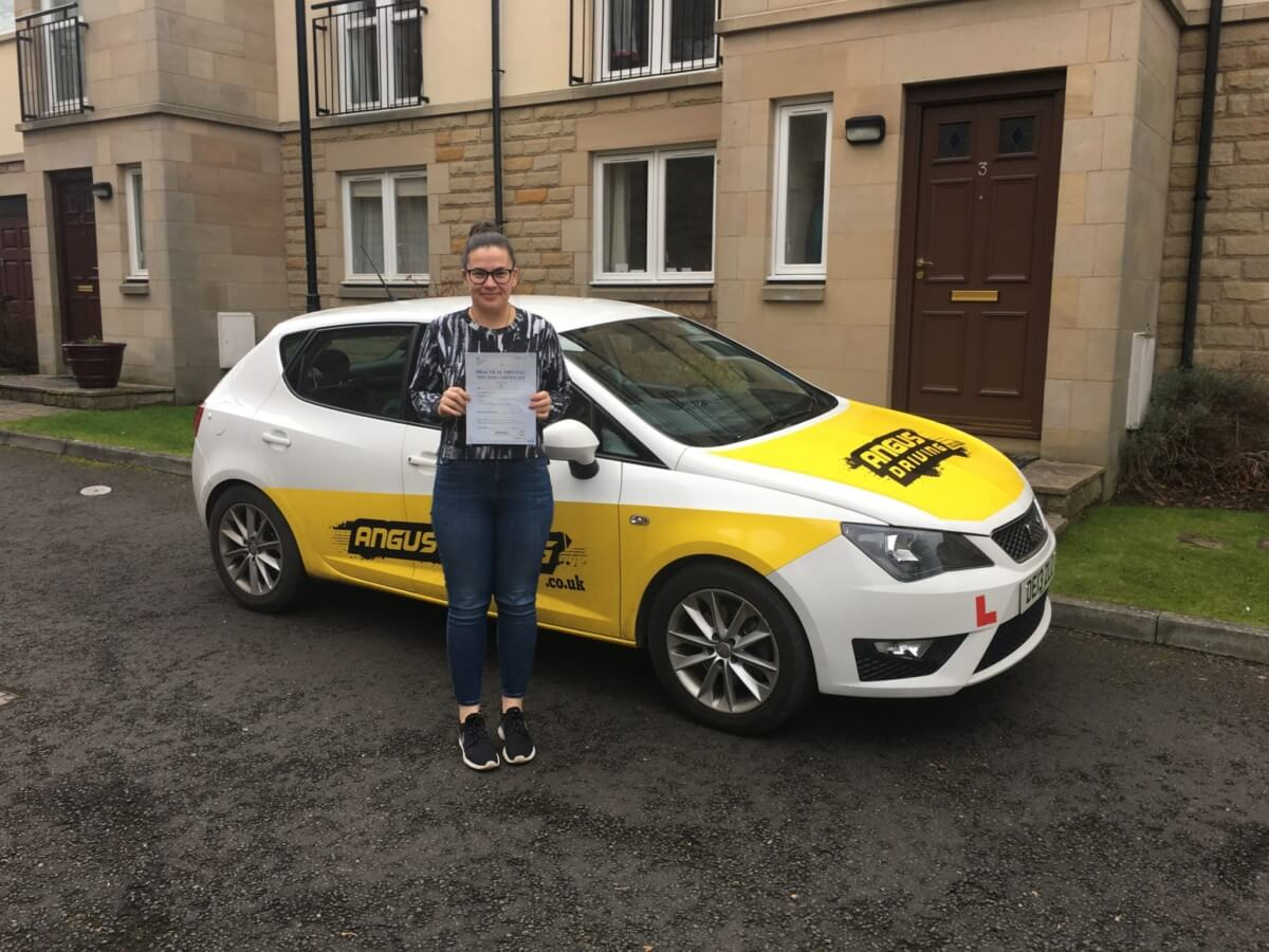 Edinburgh Driving instructor