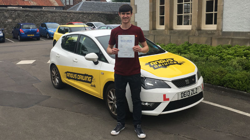 Driving instructor peebles