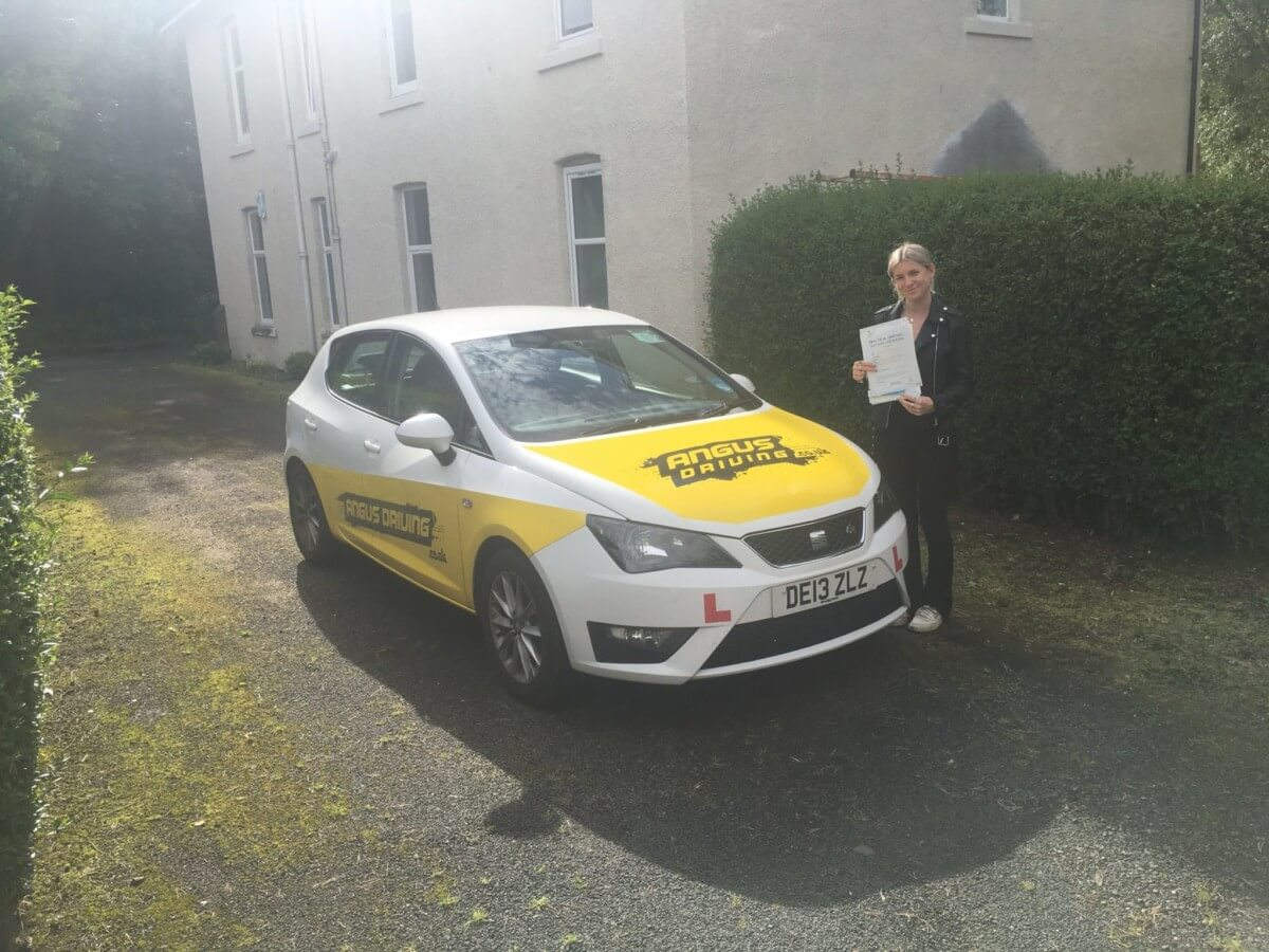 Edinburgh driving lessons