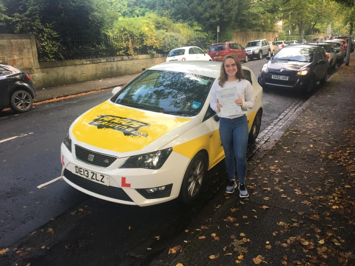 Edinburgh driving instructor