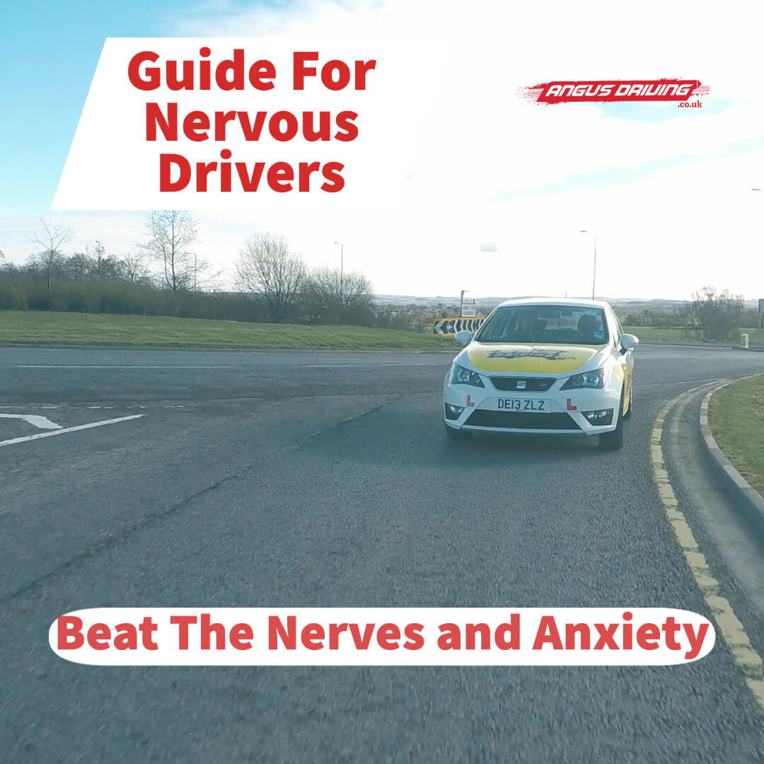 5 Reasons You Might Be Nervous About Driving