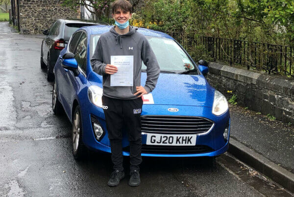 driving instructor in Peebles