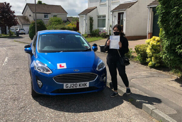 Alnwickhill driving lessons