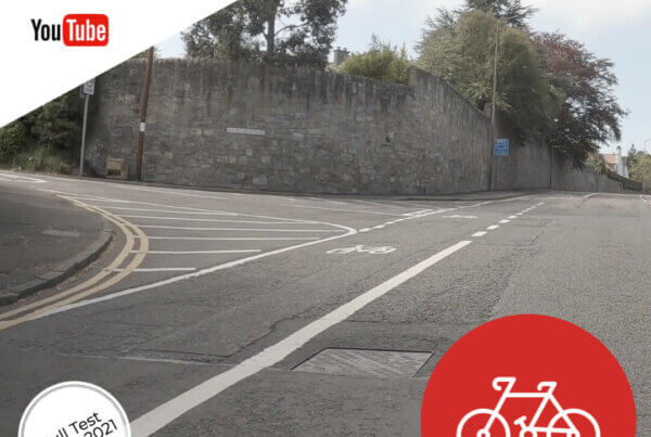 Edinburgh driving test routes