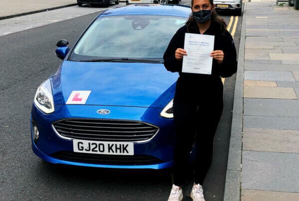 George square Edinburgh driving lessons