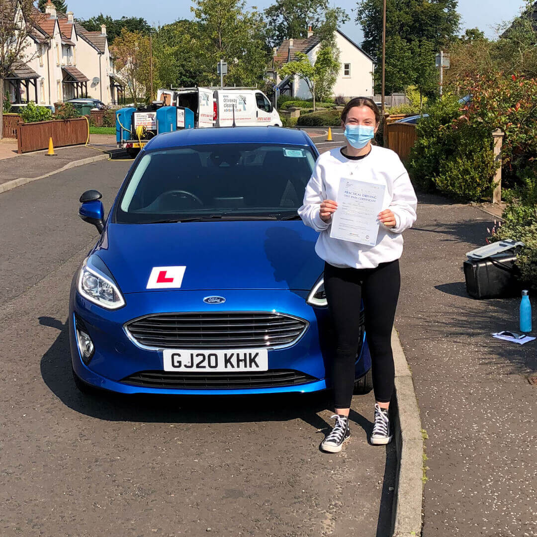 Bonaly Driving instructor